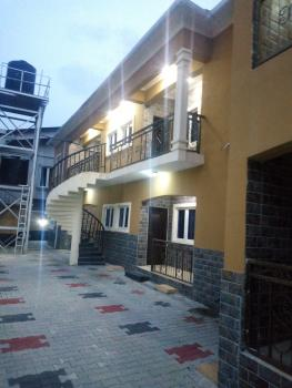 Newly Built World Class Paradise on Earth All Rooms Ensuite 3 Bedroom Flat Along Mobil Road, Mobil Road, Ilaje, Ajah, Lagos, Flat for Rent