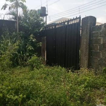1 and Almost Half Plot of Land, Woji, Port Harcourt, Rivers, Mixed-use Land for Sale