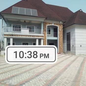 Tastefully Finished 5 Bedroom  Duplex, Eliozu, Port Harcourt, Rivers, Detached Duplex for Sale