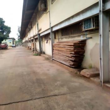 Warehouses on 3 and Half Acres, Ikosi Road, Ikeja, Lagos, Warehouse for Sale
