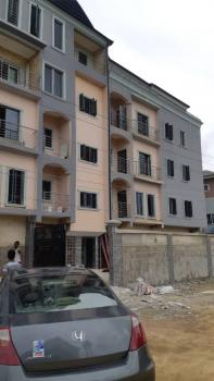 Service 2 Bedroom Flat, Chevron Alternative, Lekki, Lagos, Flat for Rent