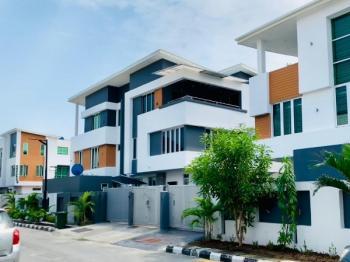 5 Bedroom Semi Detached Duplex, Behind Meadow Hall Road, Ikate Elegushi, Lekki, Lagos, Semi-detached Duplex for Rent