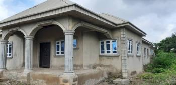Uncompleted Modern 3 Bedroom Bungalow, Obaile Housing Estate, Akure, Ondo, Detached Bungalow for Sale