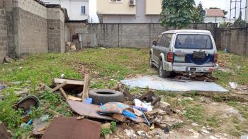 Half Plot of Land Measuring 305sqm, Adeniyi Jones, Ikeja, Lagos, Mixed-use Land for Sale
