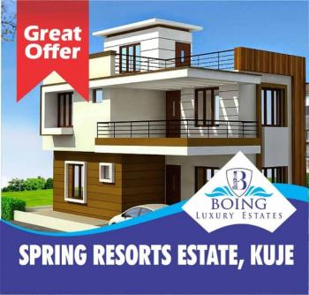Spring Resort Estate Abuja, 7 Minutes Drive From Federal High Court, Kuje, Abuja, Mixed-use Land for Sale