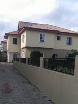 an Exquisite 5 Bedroom Detached Duplex with Bq, Crown Estate, Ajah, Lagos, Detached Duplex for Sale