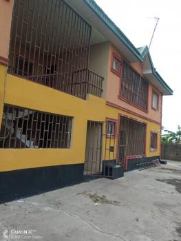 a Very Neat Clean and Tidy Room Self Con in a 3 Bedroom Flat, a Shared Apartment, Cooperative Road, Badore, Ajah, Lagos, Self Contained (single Rooms) for Rent