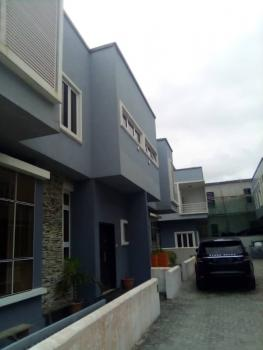 4 Bedroom Terrace, Bakare Estate, Agungi, Lekki, Lagos, Terraced Duplex for Rent