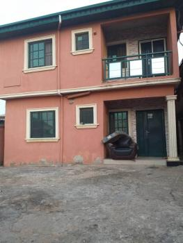 a Fairy Used Three Bedroom Flat, Egbe, Lagos, Flat for Rent