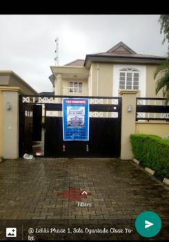 4 Bedroom Detached Duplex with a Room Bq, on Sola Ogunade Close, Lekki Phase 1, Lekki, Lagos, Detached Duplex for Rent
