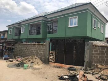 3 Bedroom Semi Detached Duplex, Adeniyi Jones, Ikeja, Lagos, Semi-detached Duplex for Sale