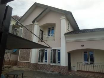 5 Bedroom Detached Duplex with a Bq, Swimming Pool and Gym Center, Graceland Estate, Ajah, Lagos, Detached Duplex for Rent