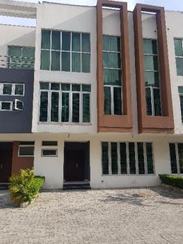 Luxury 4 Bedroom Terrace with 1 Room Bq, Esther Adeleke Street, Lekki Phase 1, Lekki, Lagos, Terraced Duplex for Rent
