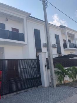 Furnished 4 Bedroom Semi Detached Duplex, Osapa, Lekki, Lagos, Semi-detached Duplex for Rent