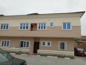 4 Bedroom Terraced  Duplex in Gated Estate, Beacon Court, Igbo Efon, Lekki, Lagos, Terraced Duplex for Rent