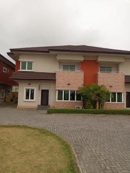 a Tastefully Finished 4 Bedroom Town House Duplex Strategically Possition in an Enclosed Estate, Behind Toyota, Ikate Elegushi, Lekki, Lagos, Terraced Duplex for Sale