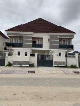 4 Bedroom Semi-detached Duplex., 29f Alternative Route, Chevy View Estate, Lekki, Lagos, Semi-detached Duplex for Sale