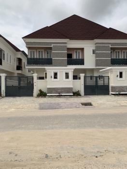 Luxury 4 Bedroom Semi-detached Duplex, 29g Alternative Route, Chevy View Estate, Lekki, Lagos, Semi-detached Duplex for Sale