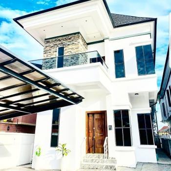 Luxury 5 Bedroom Duplex with Bq, at Chevron After Lekki Phase1, Chevy View Estate, Lekki, Lagos, Detached Duplex for Sale