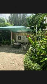 4 Bedroom Detached House with 3 Rooms Domestic Quarters, Victoria Island (vi), Lagos, Detached Duplex for Sale
