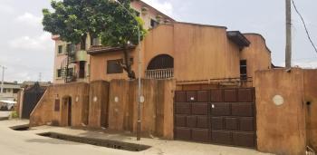 Spacious 5 Bedroom Detached Duplex, Estaport Avenue, Soluyi, Gbagada, Lagos, Detached Duplex for Sale