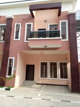 Brand New 4 Bedroom Terrace Duplex, Located By Chevron Alternative, Chevy View Estate, Lekki, Lagos, Terraced Duplex for Sale