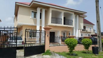 Nicely Finished and Strategically Located 4 Bedroom Semi-detached Duplex with Boys Quarter, Crown Estate, Ajah, Lagos, Semi-detached Duplex for Rent