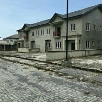 a Well-built 4 Bedroom Semi-detached Duplex with a Room Bq, Awoyaya, Ibeju Lekki, Lagos, Semi-detached Duplex for Sale