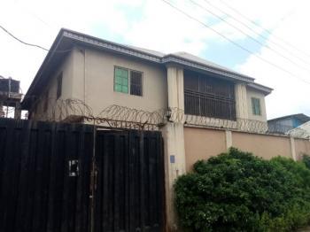 a Vacant 3 Bedroom Duplex with 2 Units of Mini Flat Sitting Half Plot of Land., Isheri Olofin, Alimosho, Lagos, Detached Duplex for Sale