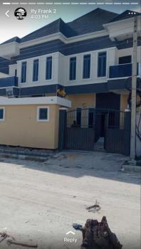 a Massive Newly Built 4 Bedrooms Duplex, Lekki Phase 1, Lekki, Lagos, Semi-detached Duplex for Sale