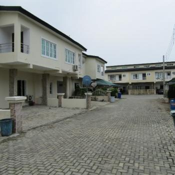 Fully Furnished, Well Located and Superbly Finished 4 Bedroom Terraced Duplex, Phase 2, Lekki Gardens Estate, Ajah, Lagos, Terraced Duplex for Rent