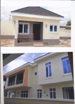 Tastefully Finished Four Bedroom Duplex with Modern Facilities, Ijapo Estate, Akure, Ondo, Semi-detached Duplex for Sale