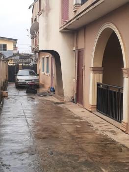 Block of 4 Flat  of 3 Bedroom Flat, Ore Ofe Bus Stop, Ejigbo, Lagos, Flat for Sale