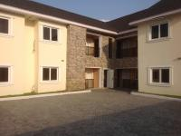 Newly Built, Modern & Luxury 5 Units Of 4 Bedroom Town Houses With Attached Boys Quarters Swimming Pool & Gym, Agungi, Lekki, Lagos, 4 Bedroom Terraced Duplex For Sale