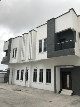 Newly Built 4 Bedroom Semi Detached with Bq, By Lekki 2nd Toll Gate, Lekki, Lagos, Semi-detached Duplex for Sale