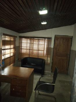 Furnished Room Self Office Space, Very Close to Shoprite, Adeniran Ogunsanya, Surulere, Lagos, Office Space for Rent