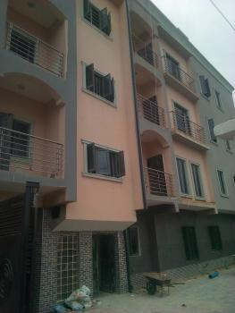Newly Buit and Serviced Block of 2 Bedrooms Flat @ Chevron, Lekki, Chevron Altertive Route, Behind Chevron Hq, Chevy View Estate, Lekki, Lagos, Flat for Rent