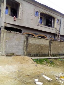 Decent 2 Bedroom, Downstairs, Irepo Estate, Igando, Ikotun, Lagos, Flat for Rent