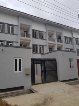 Lovely 4 Bedroom Terrace with Two Rooms Bq in Its Own Compound, Lekki Right, Lekki, Lagos, Terraced Duplex for Sale