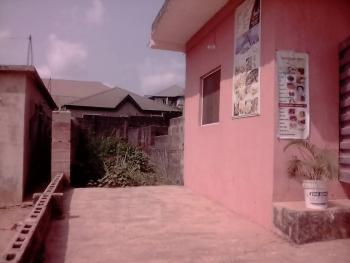 2 Plots of Land with Uncompleted Terraced Buildings and Completed Shop Structures, Eyita Road, Ojokoro, Agric, Ikorodu, Lagos, Mixed-use Land for Sale
