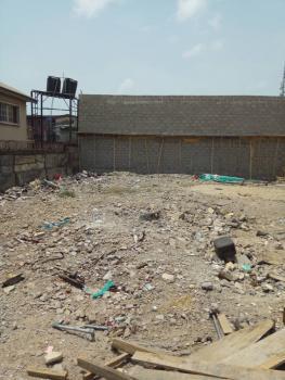 2 and Half Plot of Commercial Land, Off Kirikiri, Olodi, Apapa, Lagos, Commercial Land for Sale