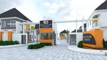 Estate Land with C of O, Abijo, Sangotedo, Ajah, Lagos, Residential Land for Sale