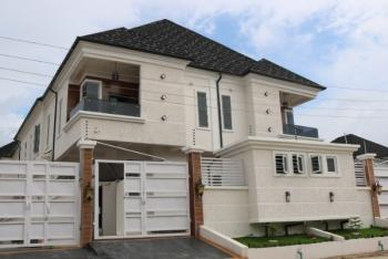 Brand New, Well Located and Luxuriously Finished Four (4) Bedroom Semi-detached Duplex with Boys Quarter, Oral Estate, Lekki, Lagos, Semi-detached Duplex for Sale