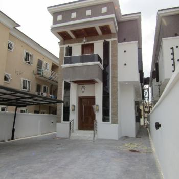 Massive, Brand New and Luxuriously Finished Jumbo 5 Bedroom Fully Detached Duplex with Boys Quarters, Canal West Estate, Osapa, Lekki, Lagos, Detached Duplex for Sale