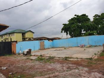 a 150sqm Open Space, Old Bola Ahmed Tinubu Road, Fagba,, Ogba, Ikeja, Lagos, Commercial Land for Rent