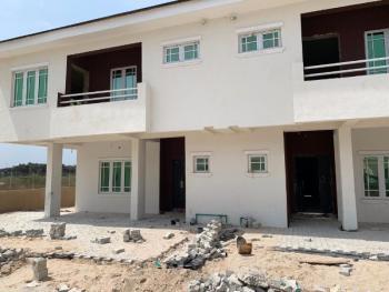 Payment Plan 4 Bedroom Semi Detached Duplex with Bq, Meridian Estate, Facing Epe Express Way, Awoyaya, Ibeju Lekki, Lagos, Semi-detached Duplex for Sale