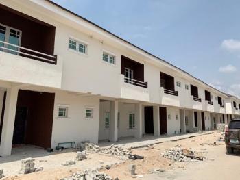 3 Bedroom Terrace Duplex, Carcass, Payment Plan, Meridian Estate, Facing Epe Express Way, Awoyaya, Ibeju Lekki, Lagos, Terraced Duplex for Sale