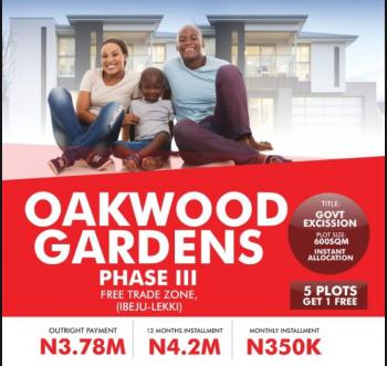Luxury Unbeatable Land, Ibeju Lekki, Lagos, Residential Land for Sale
