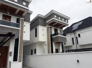 New | 5 Bedroom Fully Detached Duplex  with High Ceiling | Self | Serviced, Off Castlerock Avenue, Osapa, Lekki, Lagos, Detached Duplex for Sale
