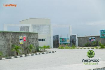 Westwood Estate  C of O, Behind Shop Rite, Sangotedo, Ajah, Lagos, Residential Land for Sale